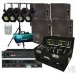 DJ Equipment and Party / Club System Hire