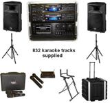 Karaoke Package Hire