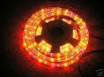 10m multi-colour outdoor xmas ROPE LIGHT multi-function